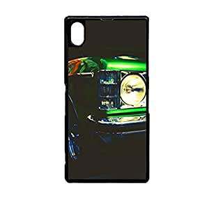Vibhar printed case back cover for Vivo Y11 OneLight