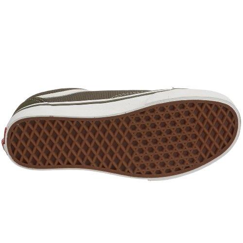 Vans Unisex-Erwachsene Sk8-Hi Reissue Sneaker Grün (Grape Leaf/True White)