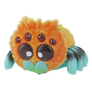 Yellies- Peluche Flufferpuff, Multicolor (Hasbro E5380EL2)