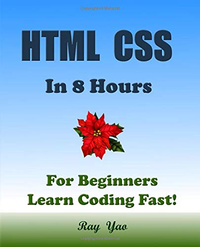 HTML CSS in 8 Hours, For Beginners, Learn Coding Fast!