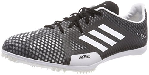 adidas Damen Sprintstar Leichtathletikschuhe, Schwarz (Negbas/Naranj/Ftwbla 000), 44 2/3 EU