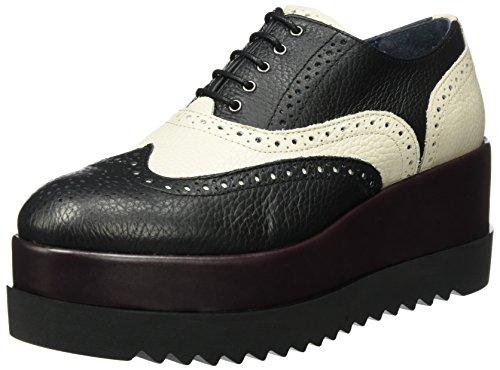 Pollini Pollini Shoes, Plate-forme de chaussures  femme Schwarz (Black 00A)