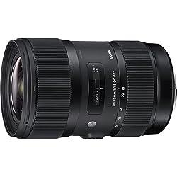 Sigma Objectif 18-35 mm F1,8 DC HSM ART - Monture Nikon