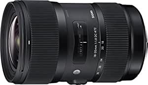 Sigma 18-35mm F1.8 DC HSM Lens for Sony
