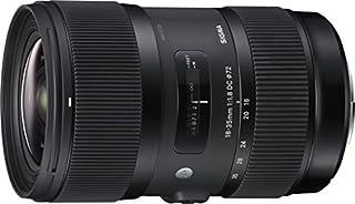 Sigma 18-35mm F1,8 DC HSM Art Objektiv (72mm Filtergewinde) für Nikon Objektivbajonett (B00DBL09FG) | Amazon Products