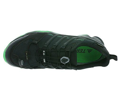 adidas Terrex Swift R GTX Hommes Chaussures de course Trail Noir BB4627 Schwarz