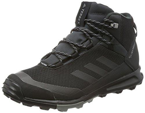 adidas Herren Terrex Tivid MID CP Traillaufschuhe, Mehrfarbig Cblack/Grefou S80935, 44 2/3 EU Adidas Boot