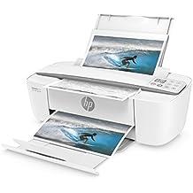 HP DeskJet Impresora 3720 All-in-One - Impresora multifunción (Inyección de tinta térmica, Colour printing, Colour copying, Colour scanning, 1000 páginas por mes, Negro, Cian, Magenta,