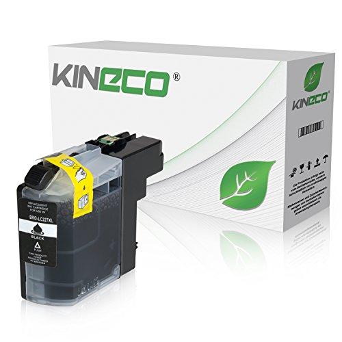 Preisvergleich Produktbild Tintenpatrone kompatibel zu Brother LC-227XL BK,  MFC-J4420DW MFC-J4620DW 4-in1,  DCP-J4120DW MFC-J4425DW MFC-J4625DW,  Schwarz 28ml