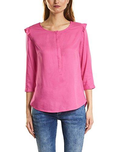 (Street One Damen Bluse 340830, Rosa (Flamingo Pink 11272), 40)