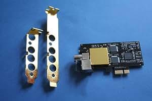 BGT3620 dual DVB-T2 Tuner card