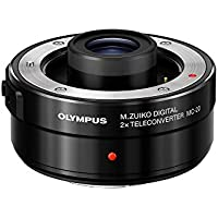 Olympus MC-20 - Teleconvertidor para M.ZUIKO Digital 40-150 mm 1:2.8 Pro y M.ZUIKO Digital ED 300 mm 1:4 Pro
