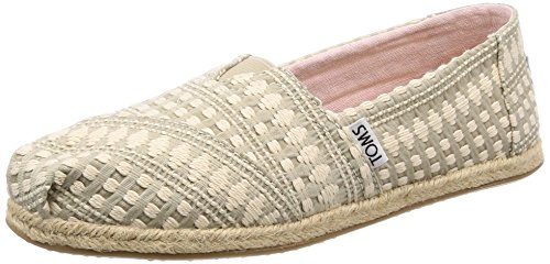 TOMS Alpargata Größe 42.5 Oxford Tan Diamond t