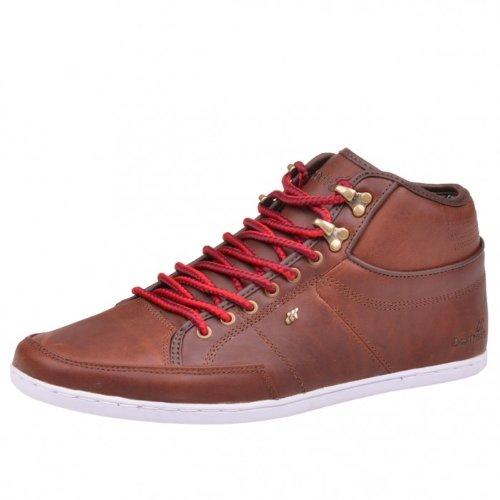 Boxfresh, Sneaker uomo dark brown/lyptus 40