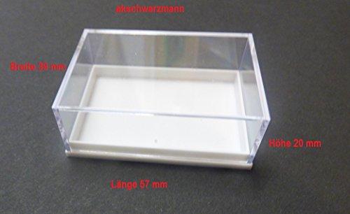 4 Plexiglas Acrylglas Vitrine CUBE DOSEN für Modellautos, gebraucht kaufen  Wird an jeden Ort in Deutschland