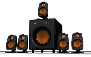 Rude Gameware Primal 5.1 Speaker System with 2.4GHz Wireless Surround Sound
