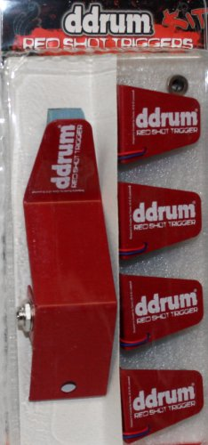 DDrum Red Shot TRiggers - Ddrum Acoustic Pro Trigger
