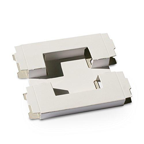 20 Karton Inlay GAME BOY OVP [20 x INLAY GAME BOY COLOR/CLASSIC OVP] Spiele Originalverpackung Passgenau (Metroid Prime 2 Wii)