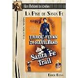 DVD Les Trésors du cinéma : Collection Western : Errol Flynn : La Piste de Santa Fe (Santa Fe Trail)
