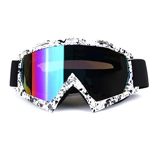 Coniea Schutzbrille Antibeschlag TPU Radbrille Frauen Outdoorbrille Stil O