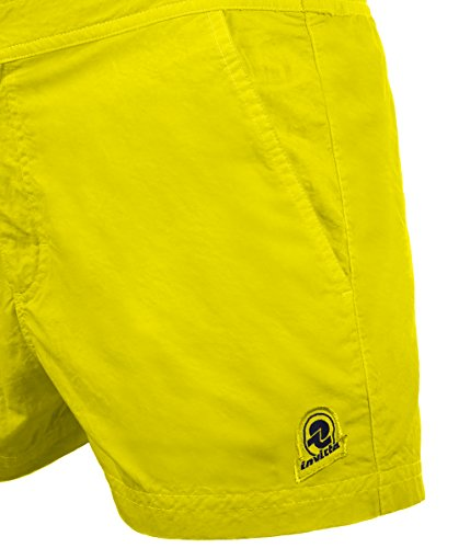 Invicta Herren Badehose Costume Dark Yellow 970