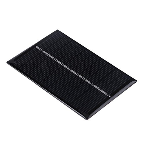 Ahomi 0.6W 5V Solar Panel Standard-Epoxy Polykristalline