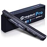 NinjaBatt PRO Batteria per HP 807956-001 807957-001 HS04 HS03 807612-421 807611-221 240 G4 HSTNN-LB6U HSTNN-DB7I HSTNN-LB6V TPN-I119 807611-421 807611-131 - Samsung Celles - [4 Celles/2600mAh]
