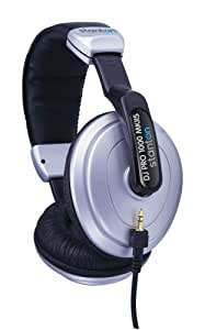 Stanton DJ Pro 1000 Mkii Headphone Blk and Silver