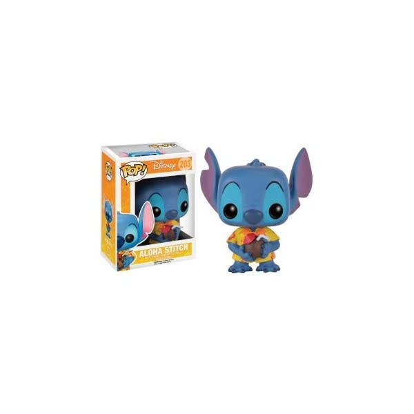 Funko Pop Stitch Aloha Camisa Hawaiana (Lilo y Stitch 203) Funko Pop Disney