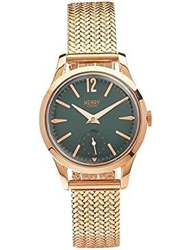 Henry London Unisex-Armbanduhr S