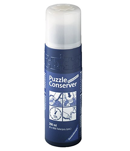 Ravensburger - Puzzle Conserver, pegamento para puzzles (17954 1)