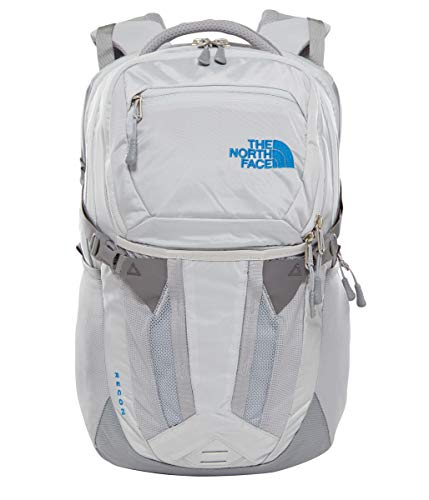 High-rise Taschen (THE NORTH FACE Recon Rucksack, High Rise Light Heather/Mid Grey, 37 x 50 x 16 cm, 31 L)