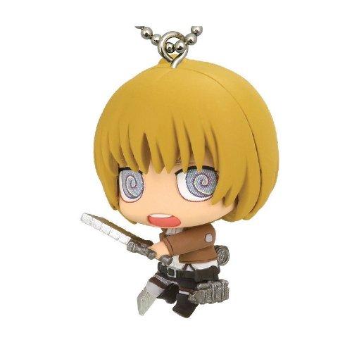 Angriff auf Titan Thymidylatsynthase Charakter Maskottchen [Armin] Arureruto einzelnes Element (Japan-Import)