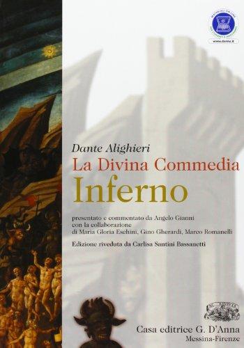 La Divina Commedia. Inferno. Con espansione online