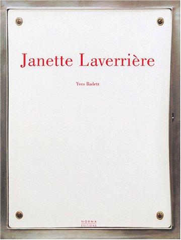 Janette Laverrire (dition bilingue franais-anglais)