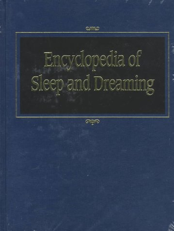 Encyclopaedia of Sleep and Dreaming por Mary A. Carskadon