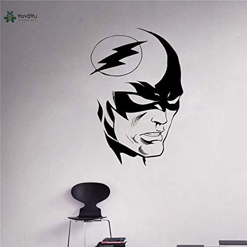 wukongsun Comic Held Vinyl Aufkleber nach Hause Coole Mode Stil Dekoration abnehmbare Kunst Vinyl Wandmalerei 63cmX91cm