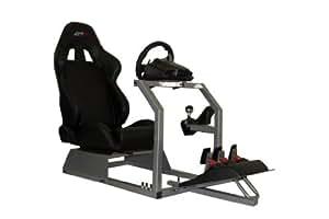 Gtr racing simulator modello gta con vero sedile da gara for Simulatore di arredamento