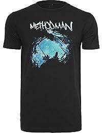 Wu-Wear Hip Hop Shirt - Method Man noir