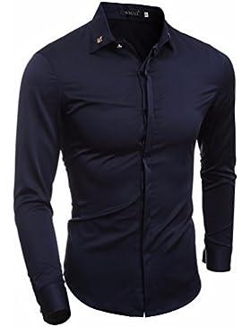 El otoño y el invierno las camisas de hombres hombres Sau San Polo Shirt