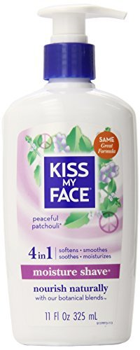 kiss-my-face-moisture-shave-shaving-cream-patchouli-shaving-soap-11-ounce-by-kiss-my-face