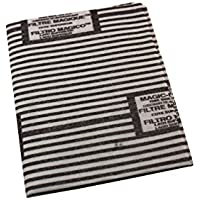 Onapplianceparts Universal Cooker Hood Filters With Grease Saturation Indicator