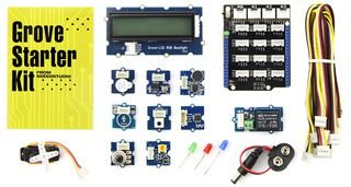 GROVE, ARDUINO STARTER KIT ELB00100M By SEEED TECHNOLOGY