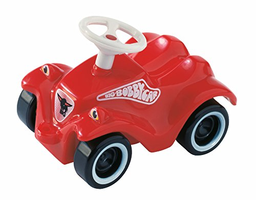 BIG 1259 - Pull-Back Mini-Bobby-Car
