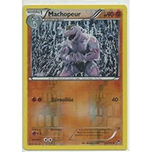 Carte Pokémon 45/111 MACHOPEUR HOLO REVERSE - Série XY Poings Furieux NEUVE FR - Carte-Mania votre spécialiste.