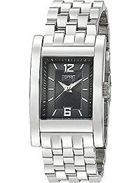 Esprit Collection Herren-Armbanduhr Melio Analog Quarz Edelstahl EL101391F04