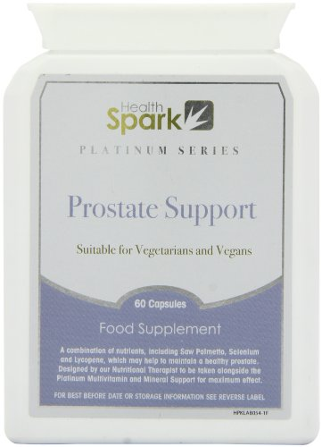 Health Spark Prostate Support 60's