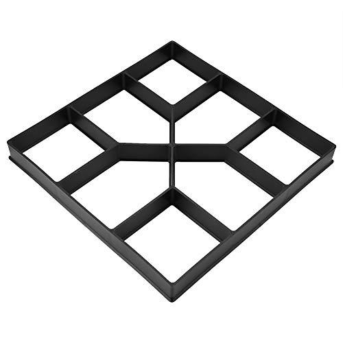 Betonformen - Pflaster Betonform Trittsteinform Garten Rasen Weg Fertiger Weg