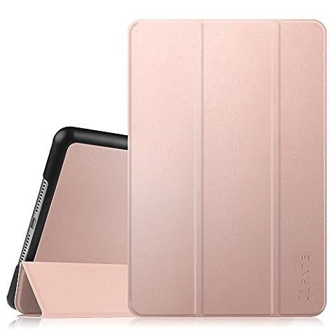 iPad Mini 4 Hülle - Fintie Ultradünn Superleicht Smart Cover Schutzhülle Tasche Case mit Ständer und Auto Sleep / Wake Funktion für Apple iPad mini 4, (Apple Tablet Ipad Mini)