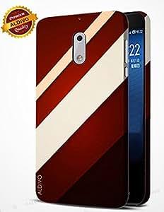 ALDIVO Premium Quality Printed Mobile Back Cover For Nokia 6 / Nokia 6 Printed Back Cover
